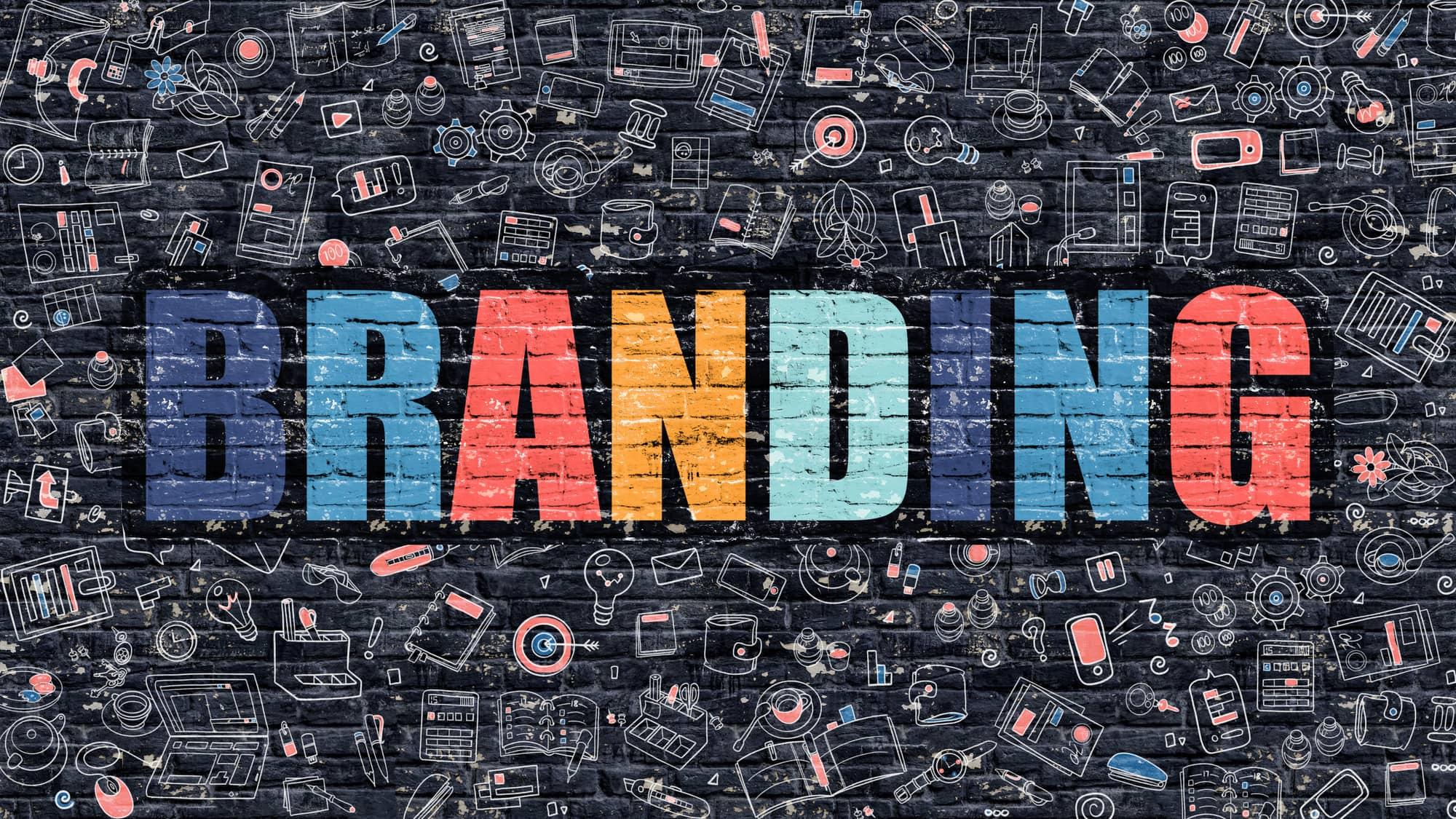 develop brand identity